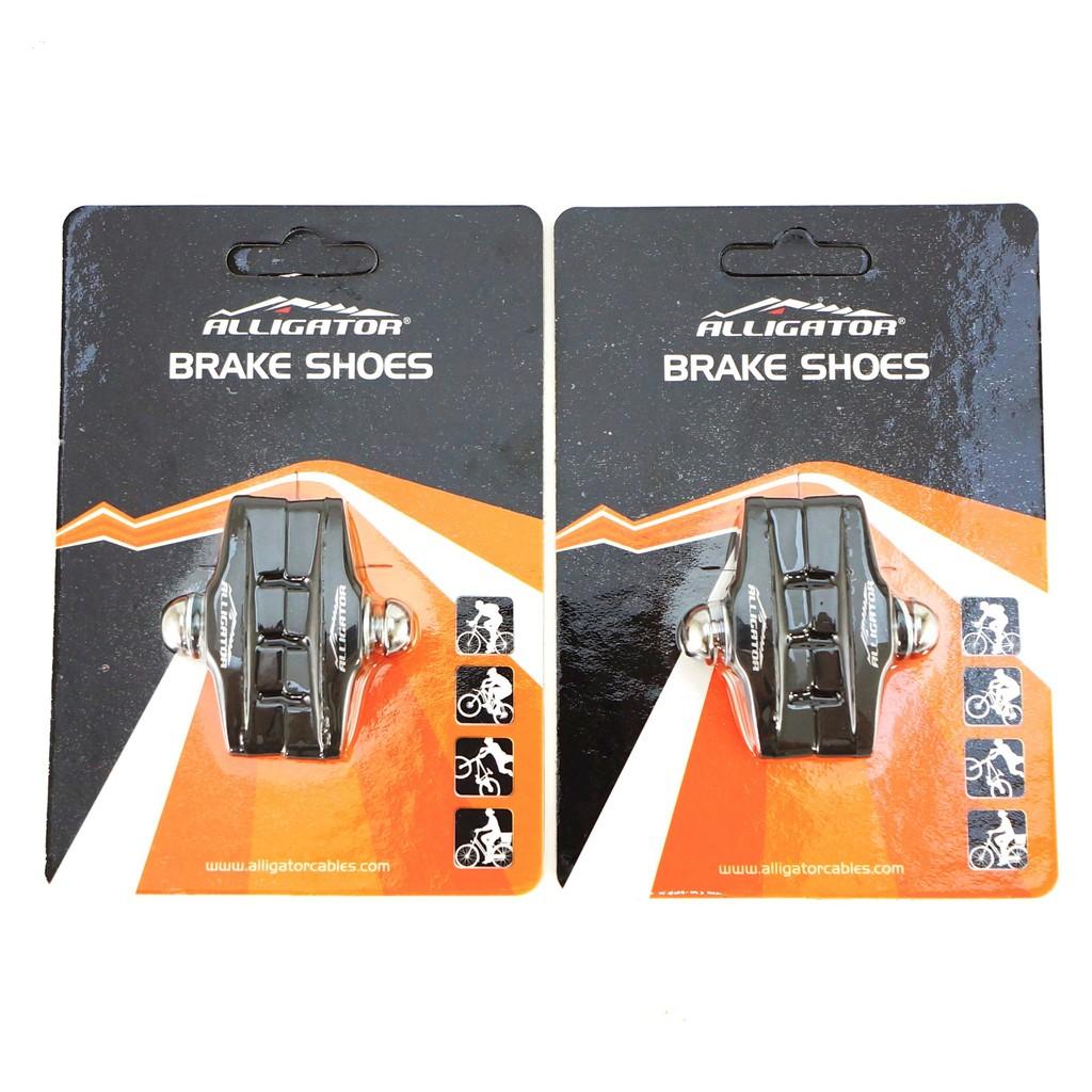Alligator煞車座brake shoes pads fit Shimano 105 Ultegra DuraAce