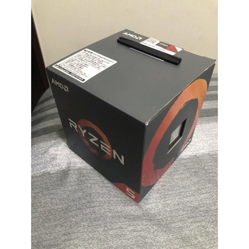 (二手)CPU AMD R5 1600