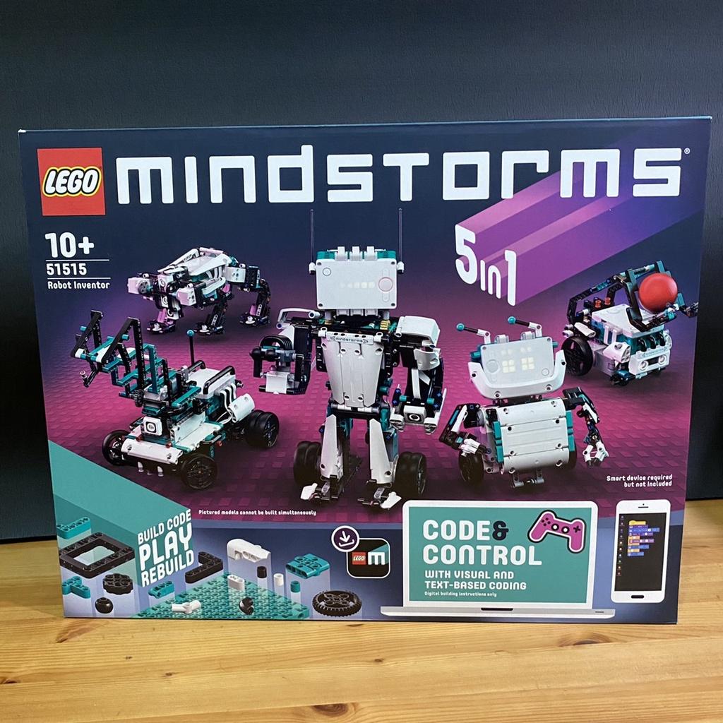 <現貨附紙袋>Robot Inventor LEGO樂高積木51515