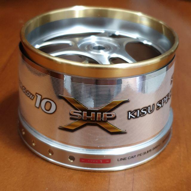 SHIMANO  遠投 捲線器 SUPER AERO KISU SPECIAL COMPE EDITION 線杯