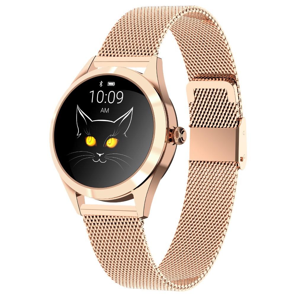 【現貨免運】✈智慧手錶✈ 熱銷新款 圓屏 女性 多功能 運動監測提醒 藍牙智慧手環