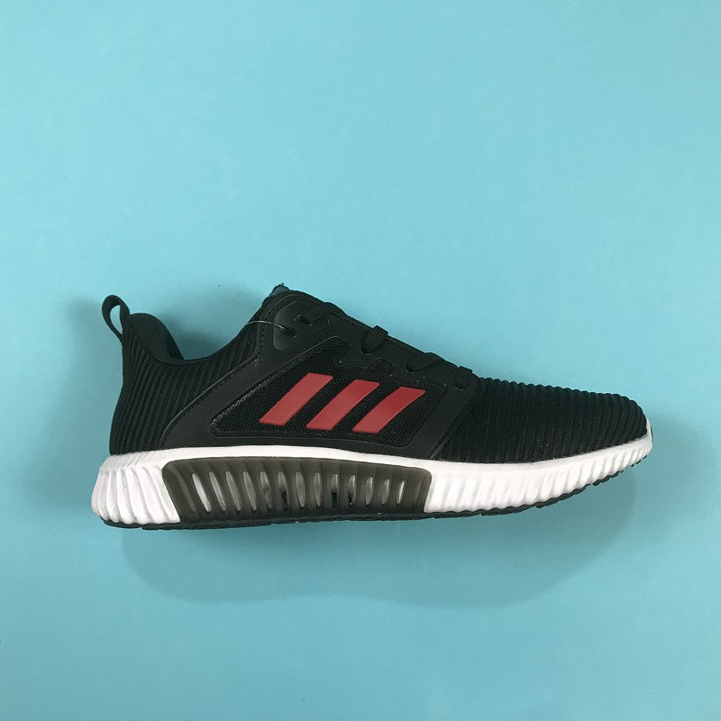 Adidas CLIMA COOL 愛迪達男鞋跑步鞋清風透氣彭于晏同款2018黑紅S80716 ... cab407a10