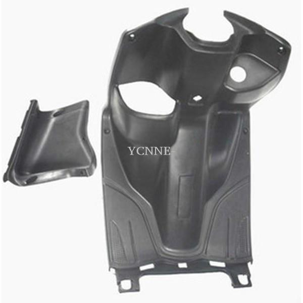YCNNE-JOG100巧格福喜前圍魚嘴工具箱邊條電池箱馬桶 全車PP原車黑膠件