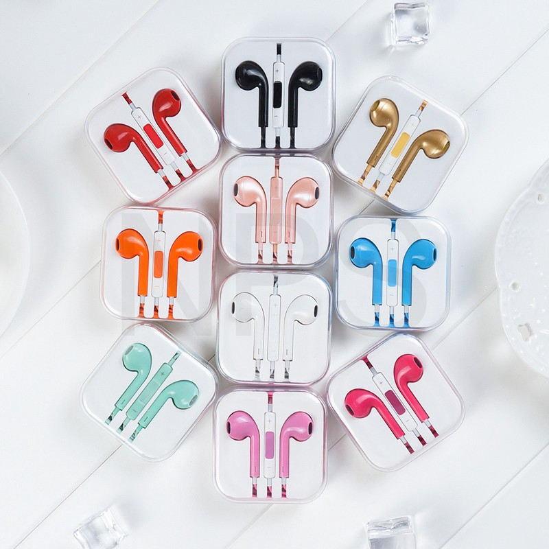 彩色 線控 ipad 安卓IOS通用耳機 OPPO帶麥克風耳機 R17 R15 pro AX7 iPhone 蘋果耳機
