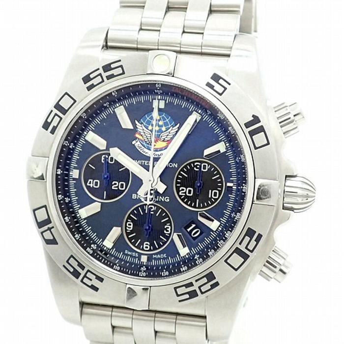 ◤奢侈手錶◢Breitling百年靈男錶自動機械A013CBIPS二手錶原裝正品