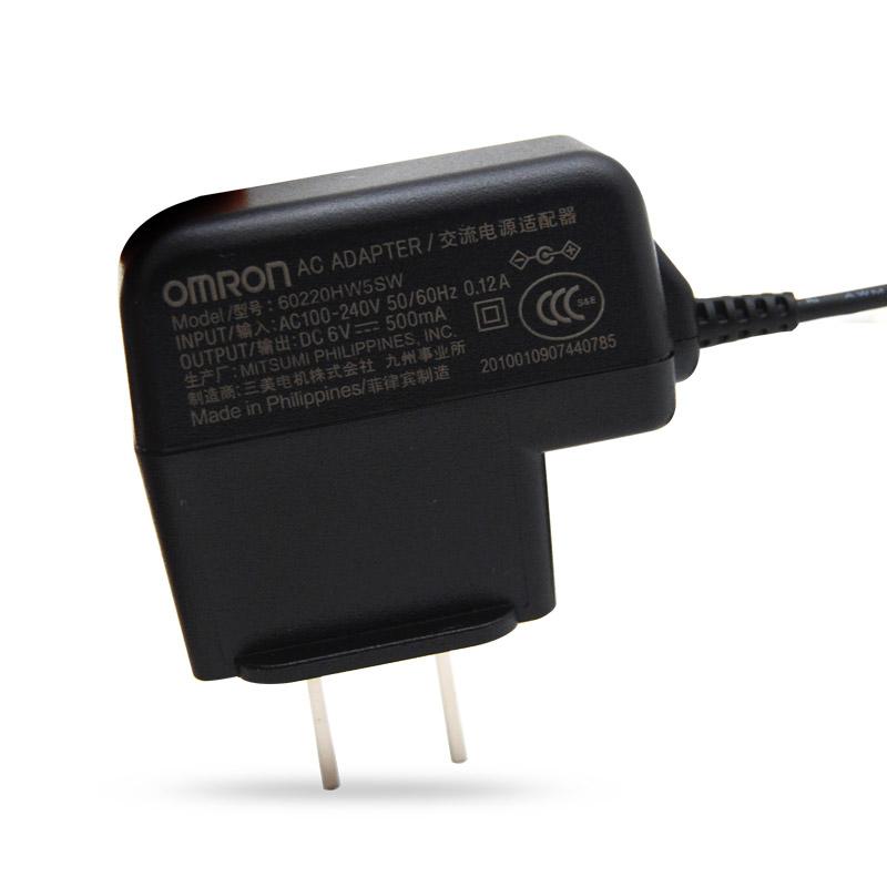 原廠歐姆龍變壓器 OMRON電子血壓計配件(適用電壓110V) 專用血壓計