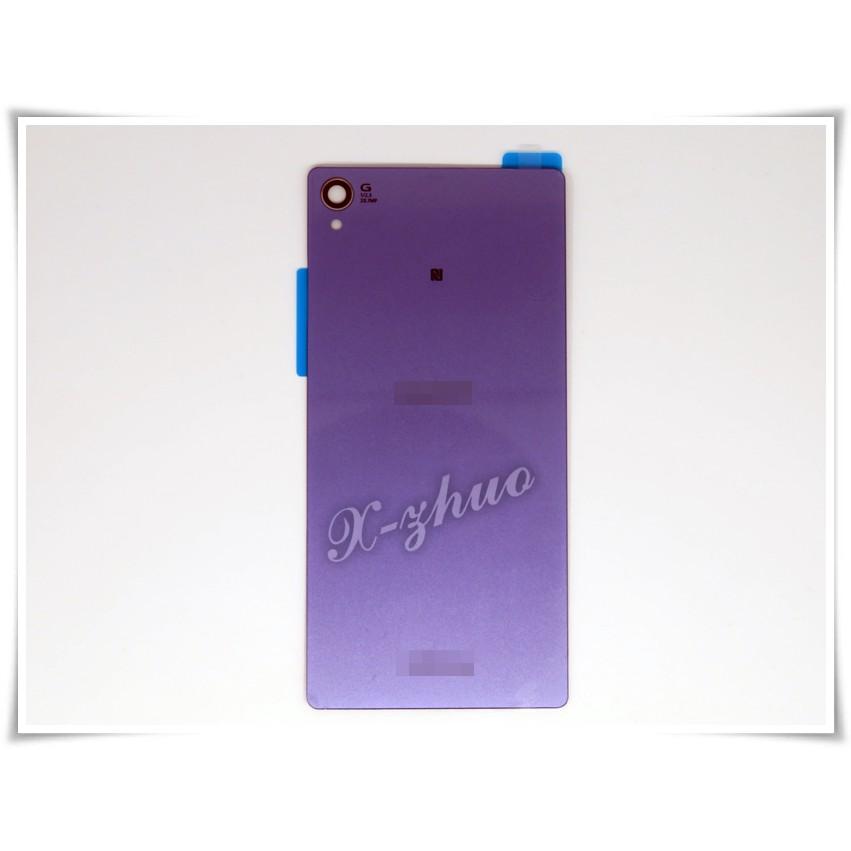 ★群卓★全新 SONY Xperia Z3 D6653 後殼 電池蓋 背蓋 後蓋 紫 金 黑 白『含NFC』