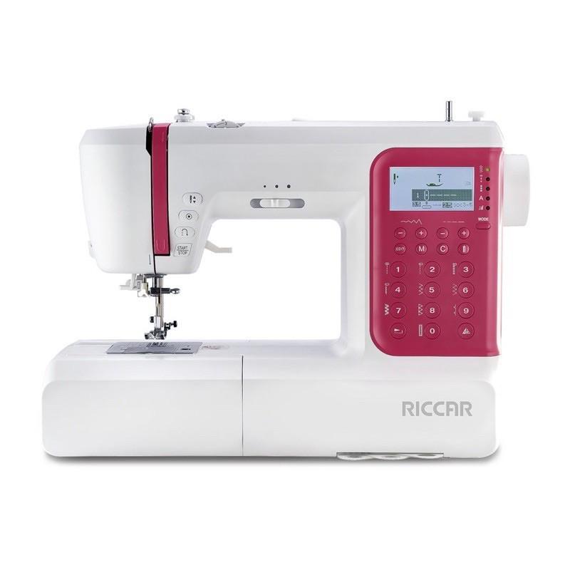 🐤小雞商店🐤 免運費 RICCAR 立家 H50E 縫紉機 電腦型 同JUKI HZL-80H 送輔助桌板 0利率分期