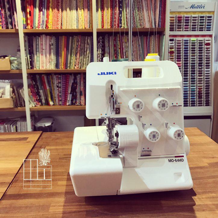 手作森林縫紉機專賣*JUKI 4線拷克機 MO-644D 拷克機