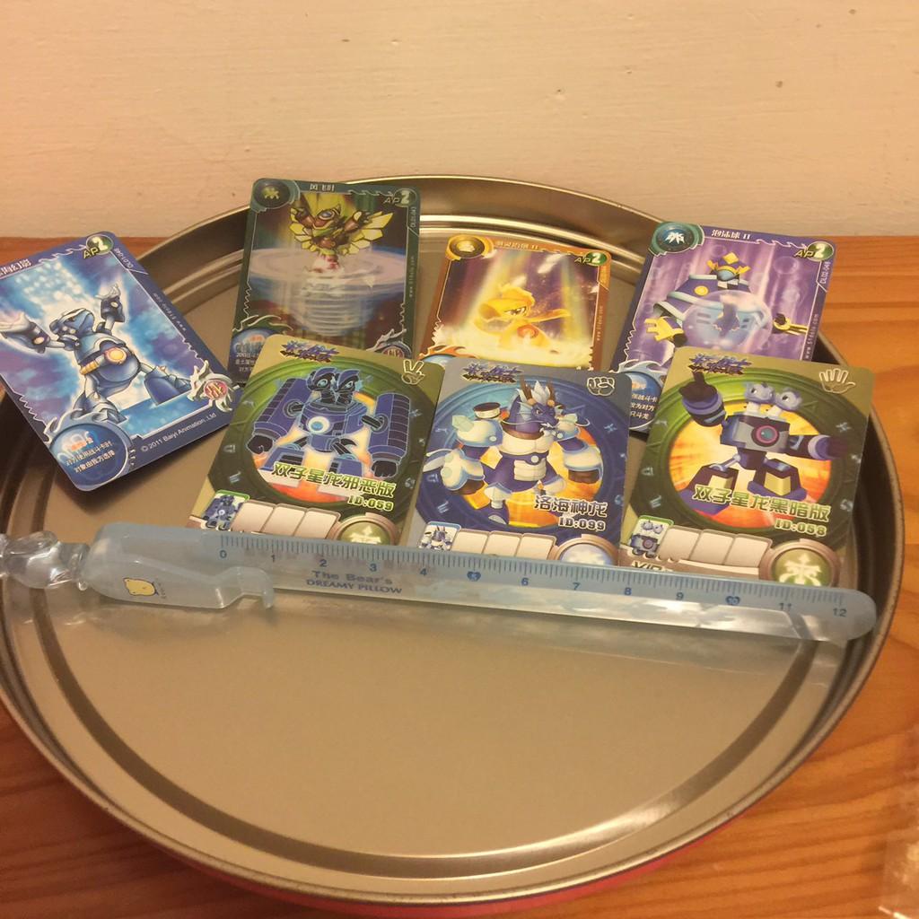 【棠樂楓】遊戲卡 收藏卡 小小兵 哆啦A夢 機器人