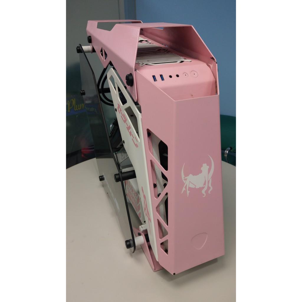 """[賣]高階二手""""美少女戰士""""專用電腦 I9-9900K RTX-2080TI 不拆賣"""