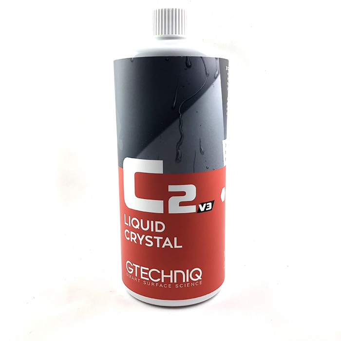 英國 GTechniq C2v3 Liquid Crystal 500 ml (GT C2V3噴霧鍍膜) 鍍膜維護 好蠟