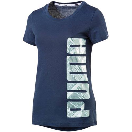 [麥修斯] PUMA 基本系列 ATHLETIC 短袖T恤 女款 85214950