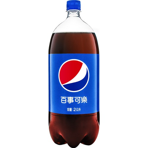 百事 可樂(2000ml/瓶)[大買家]