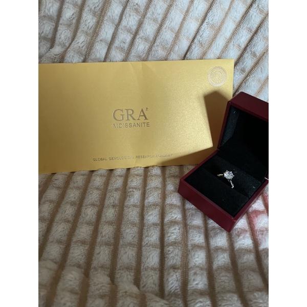 GRA女性鑽石戒指💍