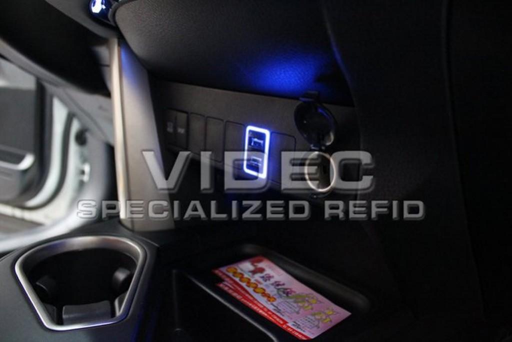 威德汽車 HID 豐田 TOYOTA 2018 CHR AURIS RAV4 原廠 USB 增設 充電 含 LED 燈