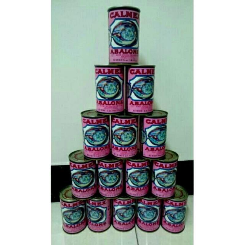 現貨~墨西哥車輪牌鮑魚罐頭(2粒半)一罐4300元~出清,南北貨,禮品專賣