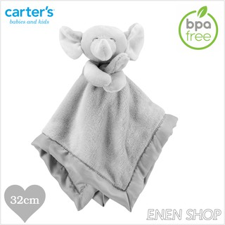 『Enen Shop』@Carters 可愛大象款baby安撫毛巾 #67674|one size 新生兒/ 彌月禮 新竹縣