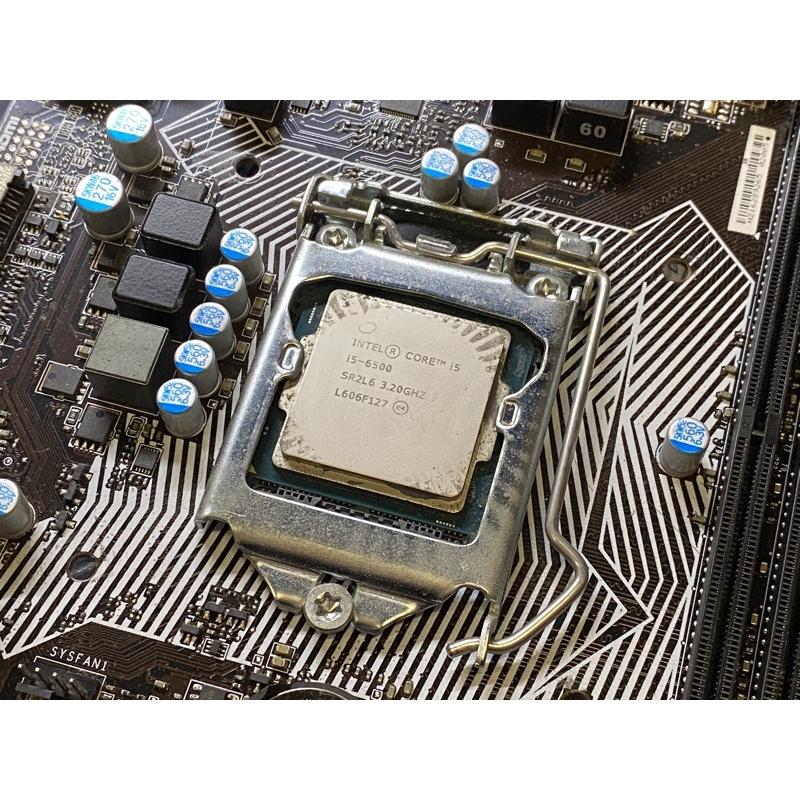 (二手自售)英特爾 Intel Core i5-6500 3.2-3.6Ghz 四核心 LGA1151