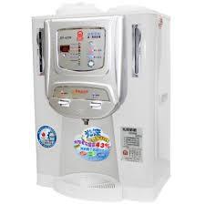 (免運費)晶工牌10.2公升光控溫熱開飲機JD4209