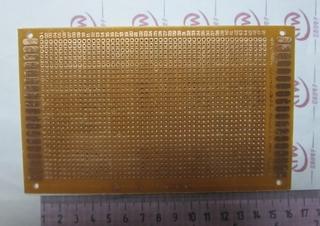 9cm*15cm萬能電路板 萬能板/ 洞洞板/ 萬用板/ 電木板 PCB板 1.5MM厚 5wTJ
