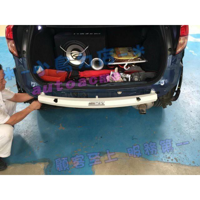 (小鳥的店)本田 2017-2018 HR-V HRV SPR 後保桿內鐵 後保桿強化樑 鋁製本體