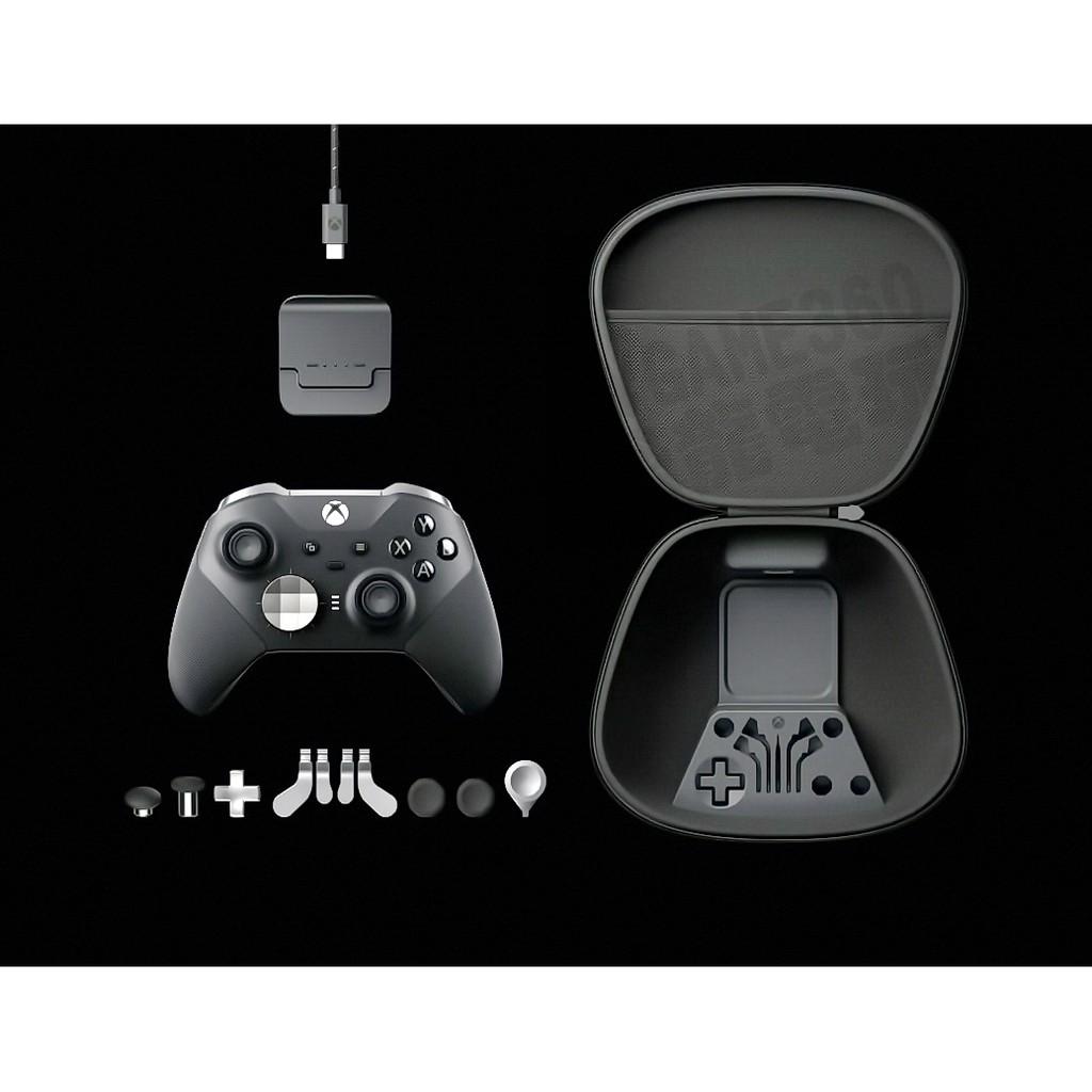 微軟 XBOXONE XBOX ONE S 菁英無線控制器2 精英 手把 3.5MM耳機孔 ELITE SERIES 2