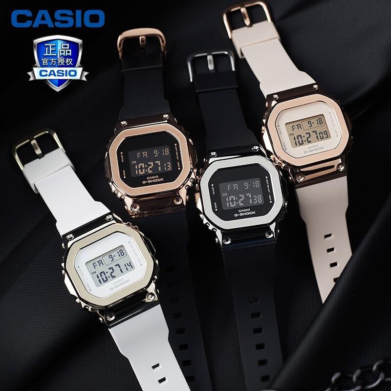 🌸米拉3C🌸Gms5600 系列 Baby-G 100% Ori 手錶 Gm-S5600-1 / Gm-S5600G