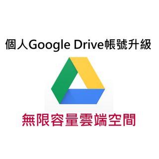 google drive 學術 版 無限 空間
