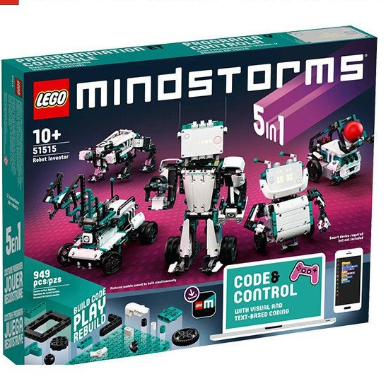 現貨 樂高  51515樂高® MINDSTORMS®頭腦風暴機器人發明家