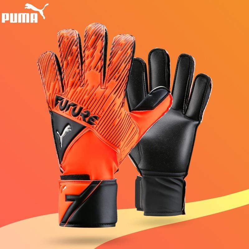 現貨速發 足球 守門員手套 PUMA彪馬守門員手套成人兒童比賽訓練手套專業足球門將手套