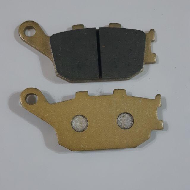 全新後來令後卡鉗陶瓷後煞車皮  FZ1/FZ8/FZ6/R1/MT07/R6/Z1000裸裝版