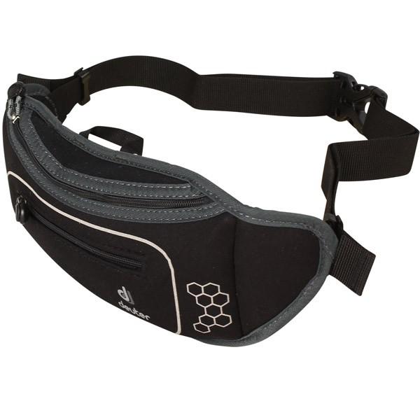 Deuter 39050_黑 隨身腰包/臀包 Nelt Belt I 休閒自行車腰包/零錢置物包/隨身袋/證件包