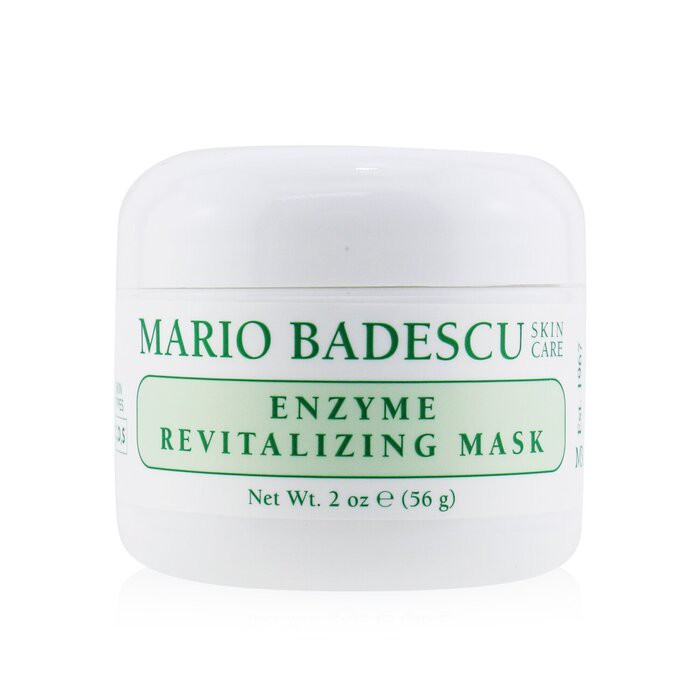 MARIO BADESCU - 酵素活膚面膜 Enzyme Revitalizing Mask - 混合性/乾性/敏感性
