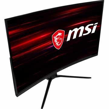 中和門市 歡迎自取  MSI Optix MAG322CR 曲面電競螢幕附贈品 MSI PH110白龍工學網椅(Kaze