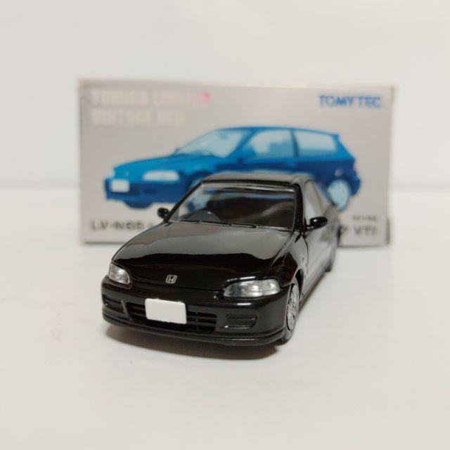 Tomytec TLV LV-N65a Honda CIVIC VTi EG6 本田 喜美 Tomica