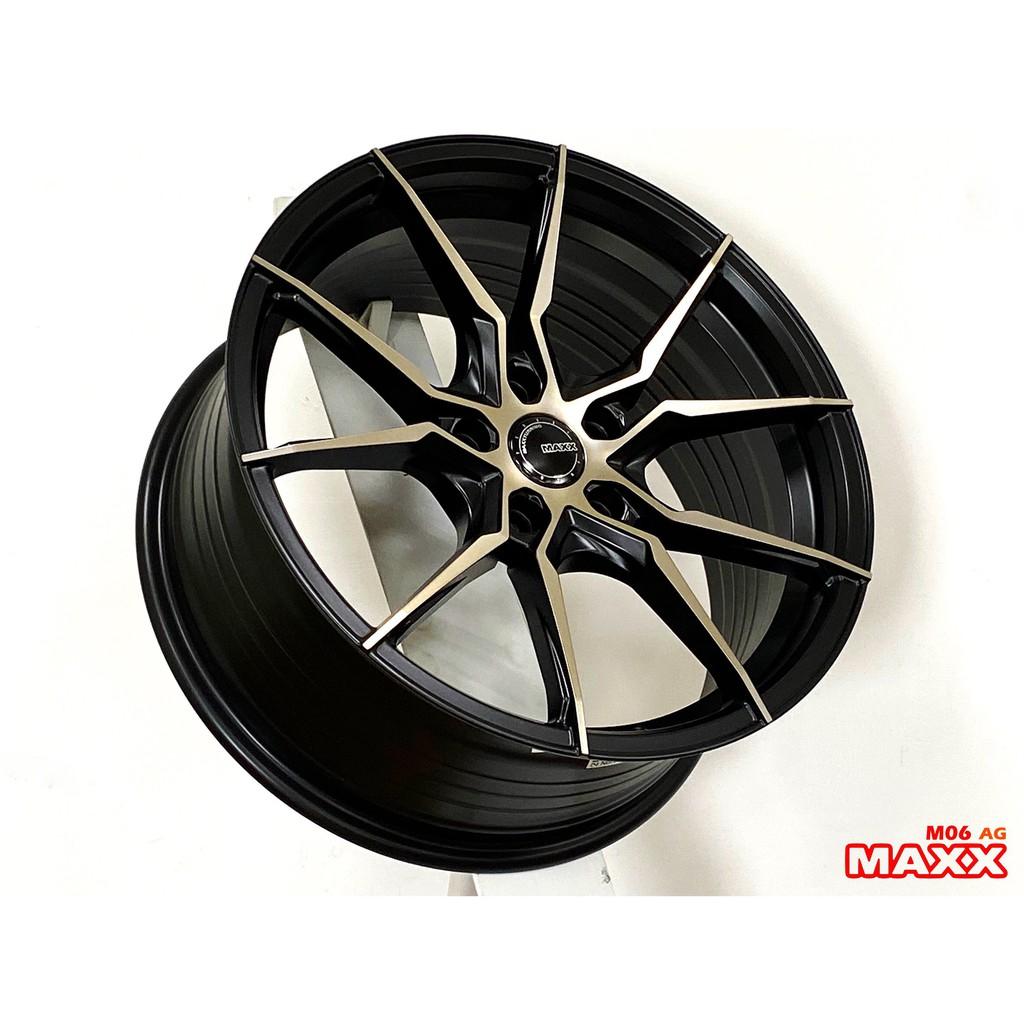 三重近國道 ~佳林輪胎~ MAXX M06 18吋 搭胎另有優惠 5/108 5/114.3 5/100 8J