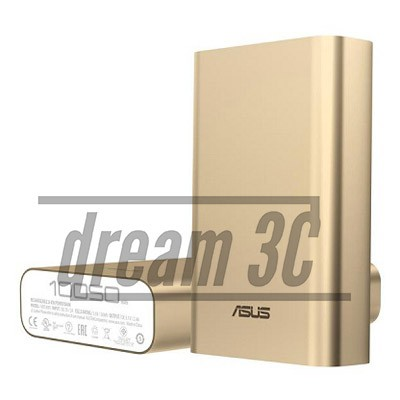 【全新現貨】ASUS Zenpower行動電源-金色(10050mAh)