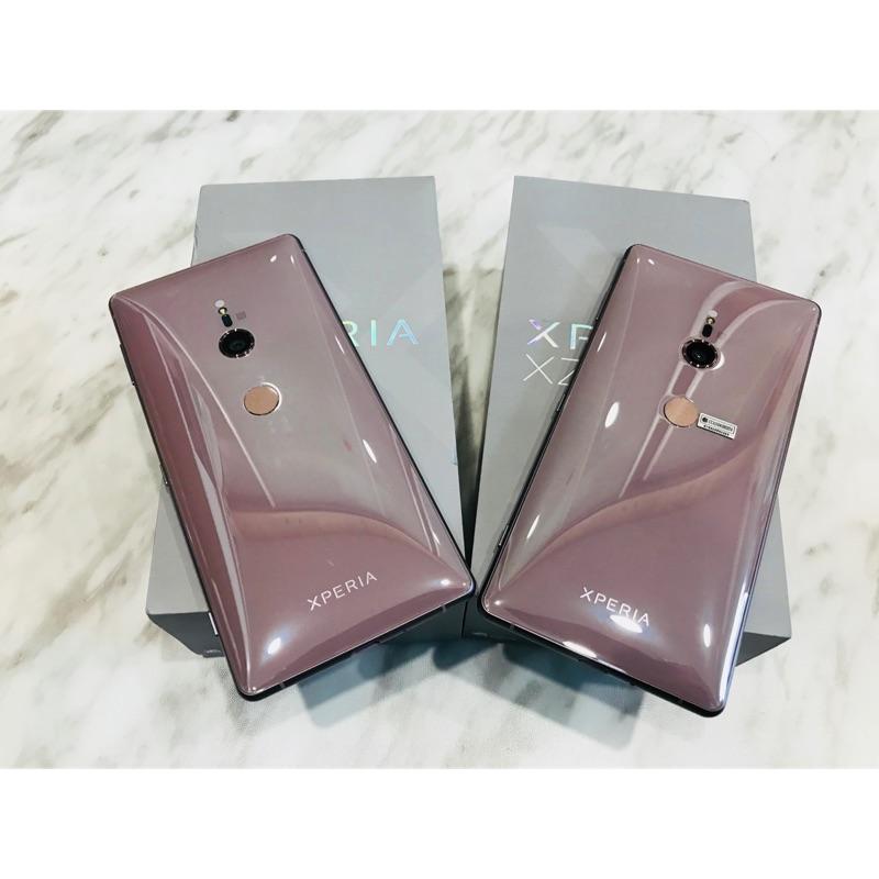 🧬12/28更新!降價了! 🧬二手機 台灣版Sony XZ2 (H8296)(5.7吋/64GB/雙卡雙待)