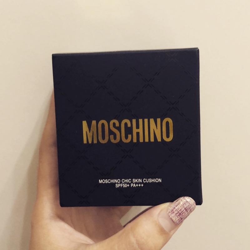 Moschino x Tony moly 氣墊粉餅