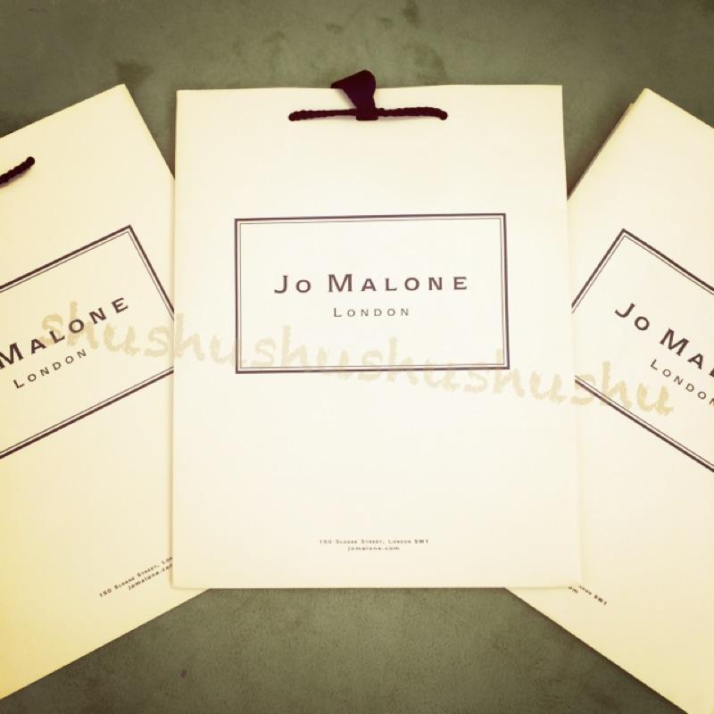 Jo Malone 紙袋 (全新/二手)