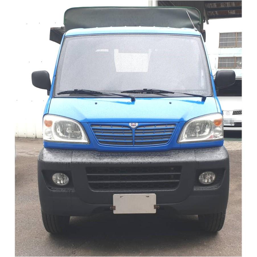 二手中華菱利貨車  VERYCA 1.2L/ 1.9噸中古小貨車 2009年11月