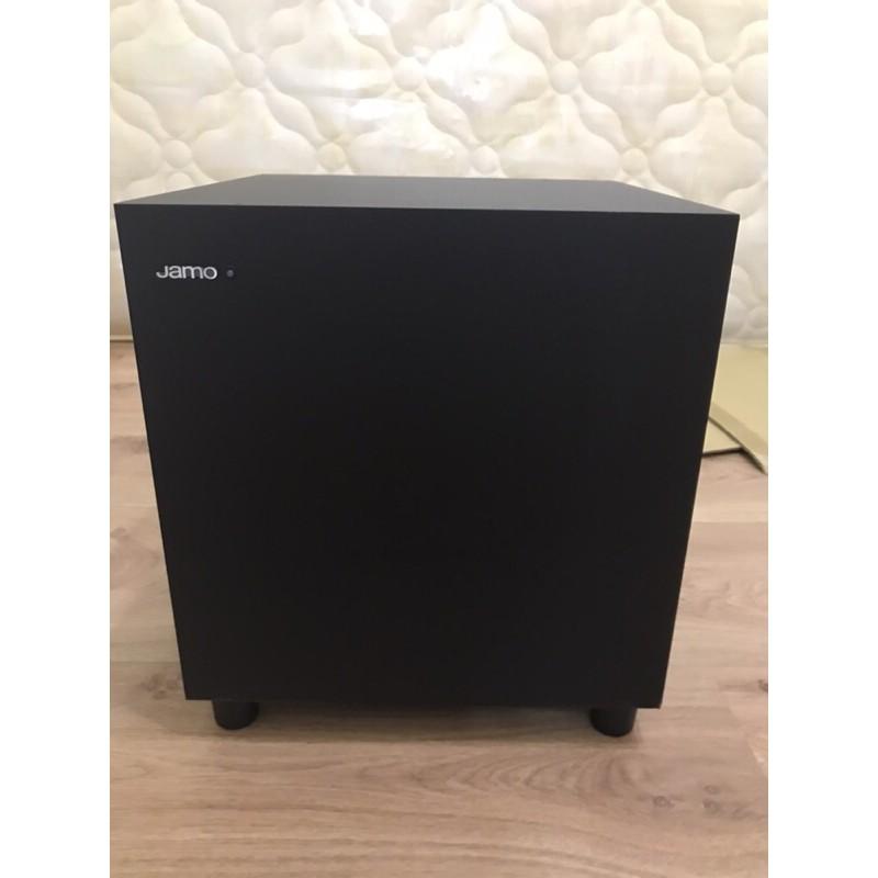 丹麥Jamo SUB210 主動式重低音