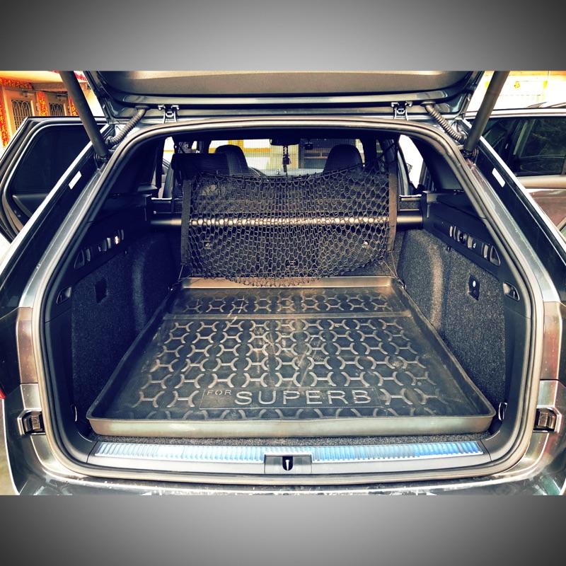 置物網 汽車 固定網 後車廂 Superb RV4 Tiguan Touran Touring 旅行車 休旅車