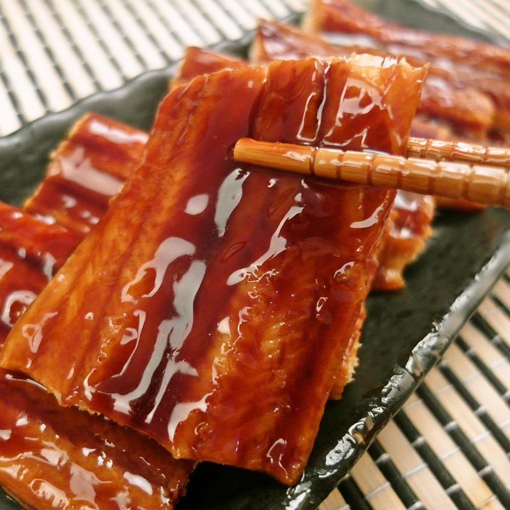 【食吧-任選】日式和風蒲燒鰻*1包組 ( 80G±10%/片 )