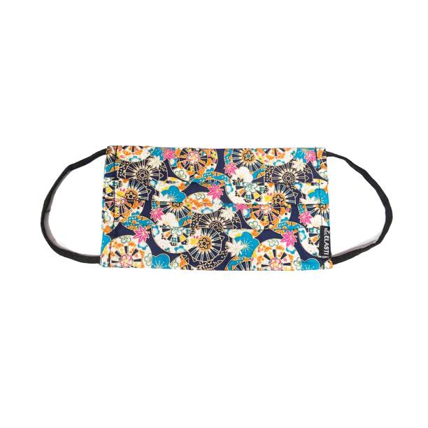 Elasti日式和風口罩-因幡傘舞(買口罩送10片拋棄式濾片)