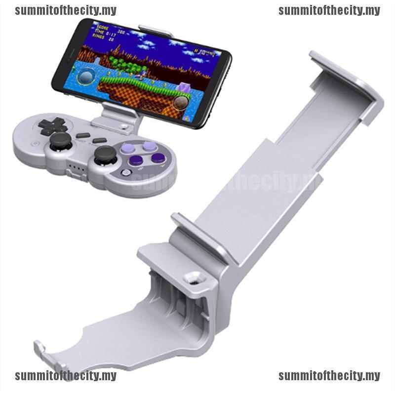 SUM 8Bitdo Xtander電話安裝支架固定夾支架,用於SN30 Pro / SF30 Pro GamePad