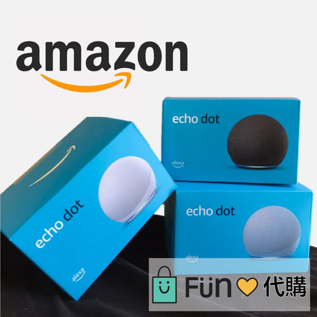 美國直送🇺🇸Amazon亞馬遜 Echo Dot 4th Gen 智慧語音助理Alexa智能音箱喇叭非HomePod