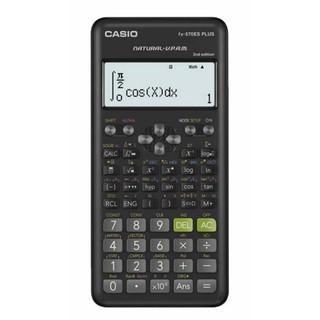 【限時免運】【CASIO】卡西歐 FX-570ES PLUS 科學型標準型 計算機 9個變數 10 + 2位數 新款