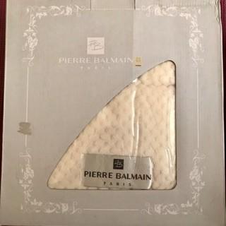 Pierre Balmain皮爾帕門 立體蜂巢法蘭絨毯/四季毯